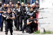 رکورد شکنی پلیس برزیل در برخورد با خلافکاران ریودوژانیرو