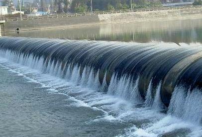 افتتاح بزرگترین سد لاستیکی در گیلان
