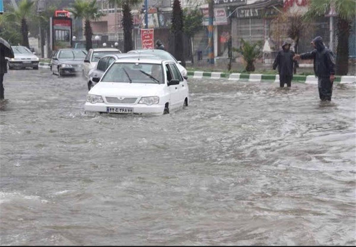 هفته بارانی کرمانشاه در پیش است/مسئولین در آمادهباش کامل باشند