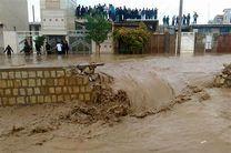 سیل 40 میلیارد تومان خسارت به زیرساخت های شهری نورآباد وارد کرده است