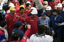 تلاش شبانه روزی نیروی انسانی اصلی ترین  عامل مهار آتش رگ سفید است