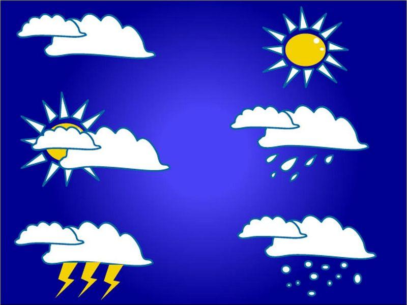شدت یافتن بارش های بهاری در همدان