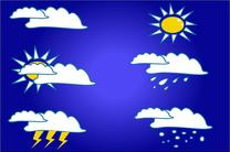 میزان بارشها در نیمه جنوبی استان بیشتر از سایر نقاط است/فراگیری سامانه بارشی دیگر