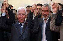 دولت وفاق ملی فلسطین وارد غزه می شود