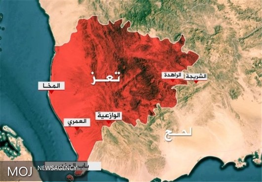مزدوران عربستان یک مسجد را در تعز هدف قرار دادند