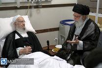 آیت الله مکارم شیرازی از بیمارستان ترخیص شد