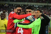 دیدار تیم های فوتبال پرسپولیس ایران و السد قطر (۱)