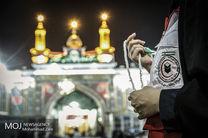 آیین تاریخی صلات در حرم مطهر رضوی برگزار شد