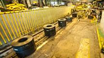 اختصاص بالاترین گواهینامۀ تولید ورقهای دریایی به شرکت فولاد مبارکه
