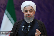 روحانی روز ملی روسیه را تبریک گفت