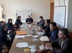 پیشرفت 86 درصدی پروژه نظام آراستگی در محیط کار در شرکت آبفا استان اصفهان