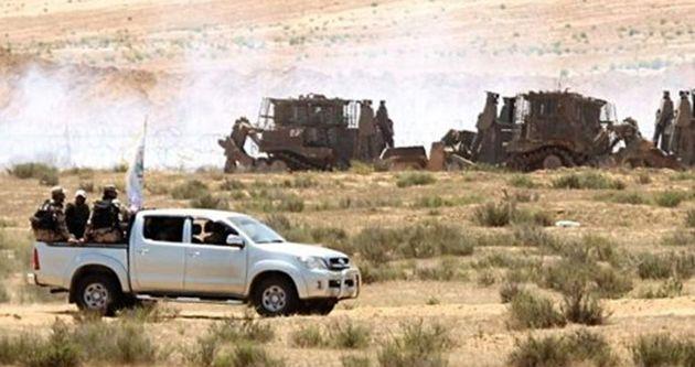 حماس در جنگ 55 روزه صربه شدیدی به اسرائیل وارد کرد
