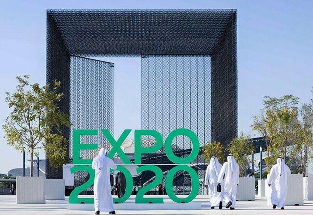 رد پای پهپادهای اسرائیلی نمایشگاه اکسپو دبی
