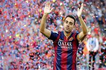 ژاوی کدام بازیکن رئال مادرید را جانشین خود میداند؟