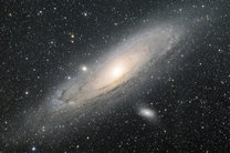 پیدا شدن رقیبی برای کهکشان راه شیری