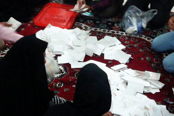 نتایج انتخابات شورای شهر قاین/قرائی بیشترین رای را کسب کرد