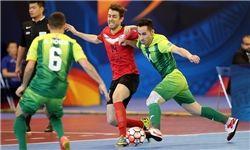 حریف گیتیپسند در مرحله نیمهنهایی جام باشگاههای آسیا مشخص شد
