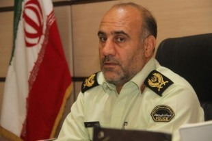 پلیس در راه تامین امنیت و آرامش مردم لحظهای درنگ نمی کند