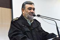 فرمانده نیروی انتظامی: انتخابات در امنیت کامل در حال برگزاری است