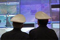 پلیس از طریق دوربینهای ترافیکی بر رانندگان نظارت میکند