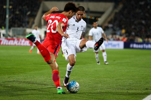 زمان و مکان دیدار ایران و کرهجنوبی در انتخابی جام جهانی روسیه