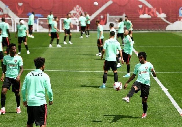 آلوز: تمام امیدهای پرتغال در جام کنفدراسیونها به رونالدوست
