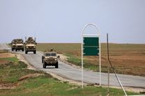 خروج نیروهای آمریکایی از پایگاه خود در دیرالزور سوریه