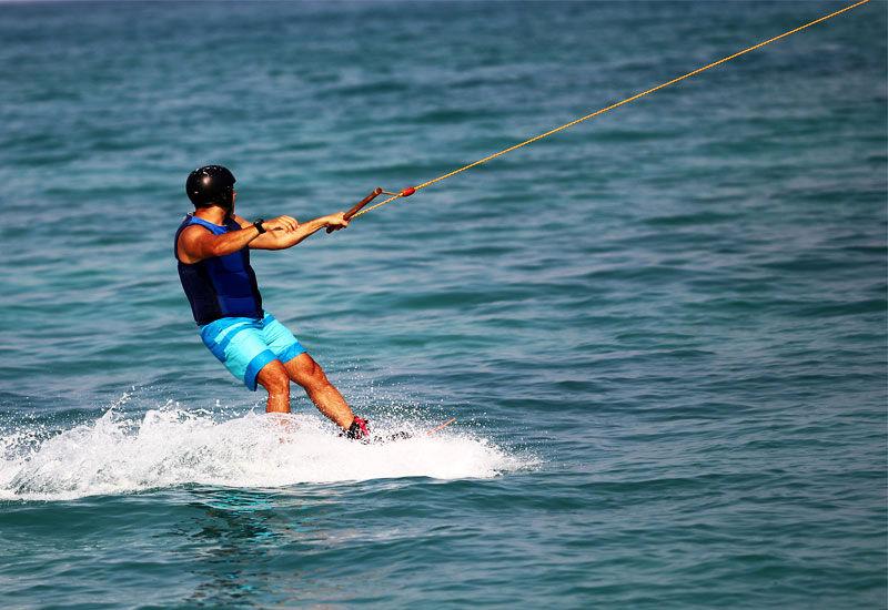 توسعه ورزش هرمزگان با استفاده از ظرفیت های ساحلی