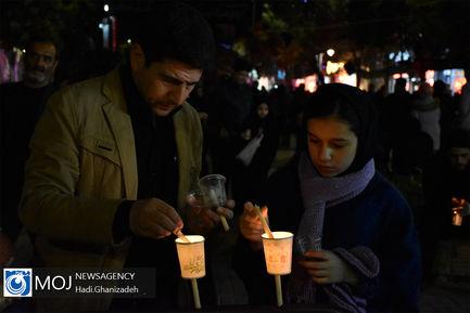 عزاداری شام غریبان حسینی (ع) در اردبیل