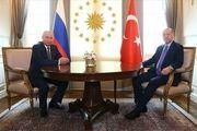 رایزنی تلفنی رهبران ترکیه و روسیه در مورد سوریه