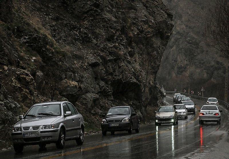 آخرین وضعیت جوی و ترافیکی جادهها در 31 اردیبهشت