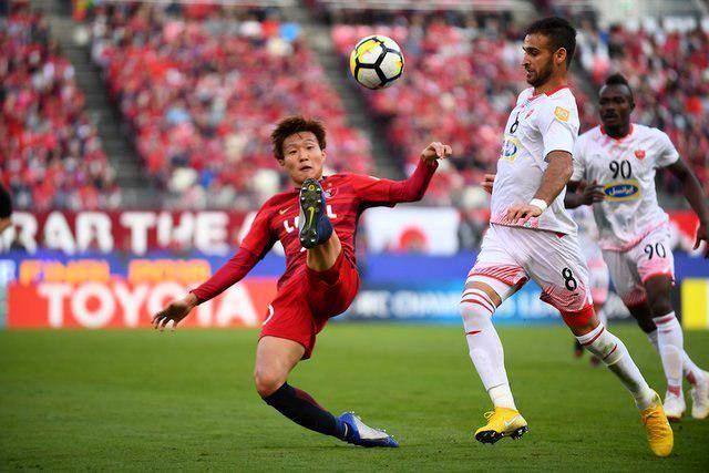 گزارش لحظه به لحظه بازی پرسپولیس و کاشیما آنتلرز/پرسپولیس 0  کاشیما آنتلرز 2