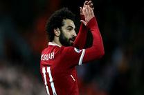 صلاح به عنوان برترین بازیکن عرب سال ۲۰۱۷ انتخاب شد