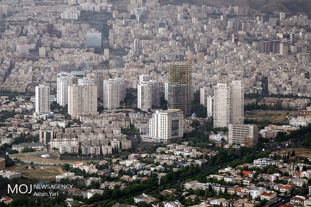 کیفیت هوای تهران در 12 شهریور سالم است