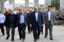 وضعیت اجرایی پروژههای بنیاد مستضعفان در کرمانشاه مورد بررسی قرار گرفت