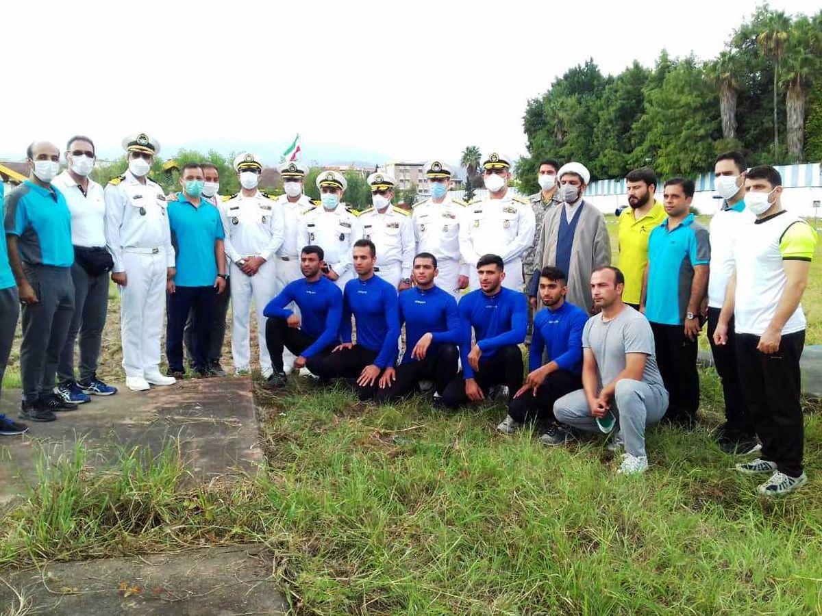 حضور ایران در المپیک جهانی پنجگانه دریایی سال آینده