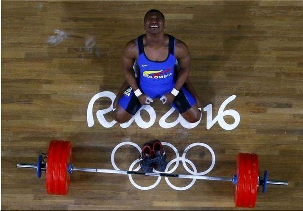 آغاز تمرینات وزنهبردار کلمبیایی برای پنجمین حضور در المپیک