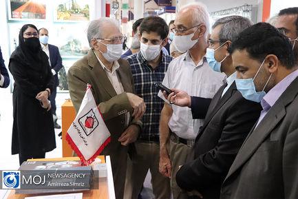 افتتاح نمایشگاه بین المللی فولاد ایران در جزیره کیش
