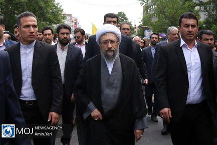 راهپیمایی+روز+جهانی+قدس+در+تهران