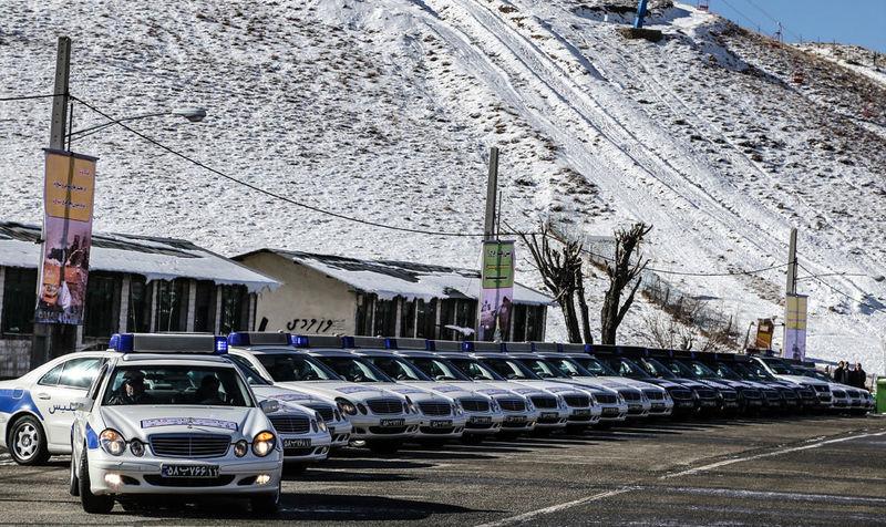 طرح ترافیکی زمستانی ۹۷ در جادههای سراسر کشور آغاز شد