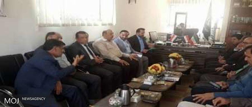استان واسط عراق با ایلام پروتکل همکاری ورزشی مشترک امضا کرد