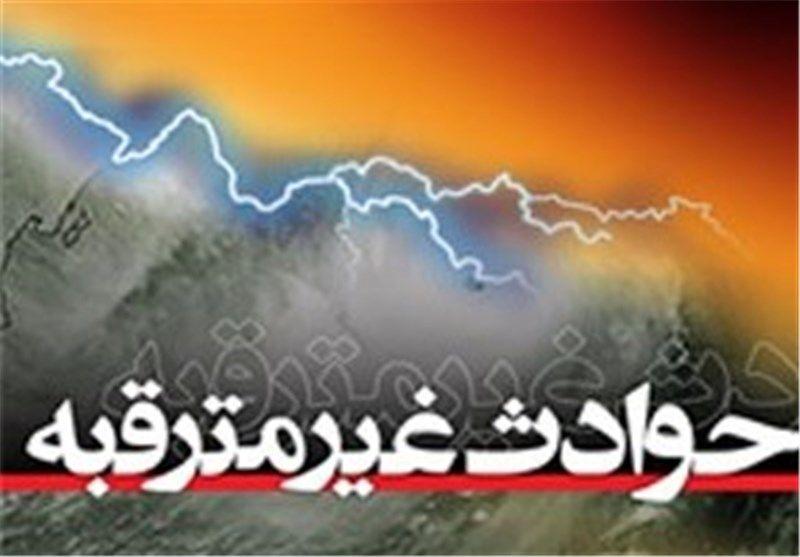 خوزستان در رتبه دوم حوادث طبیعی در کشور قرار دارد