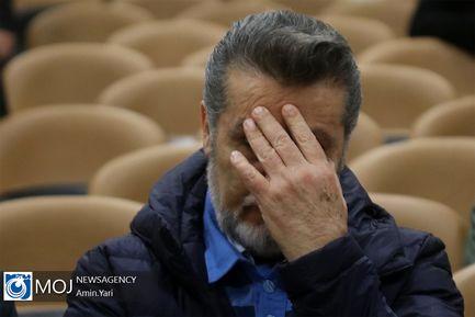 دوازدهمین+جلسه+دادگاه+رسیدگی+به+اتهامات+۹+متهم+به+فساد+اقتصادی