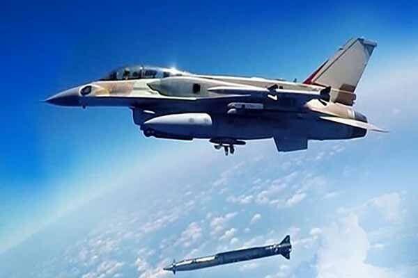 حمله جنگندههای رژیم صهیونیستی به نوار غزه