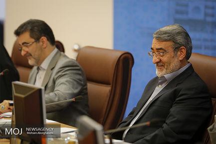 رحمانی فضلی/نشست هم اندیشی وزیر کشور با بانوان فعال در عرصه های اقتصادی
