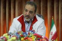 امدادرسانی هلال احمر به ۲ هزار و ۱۶۵ حادثه دیده در اصفهان