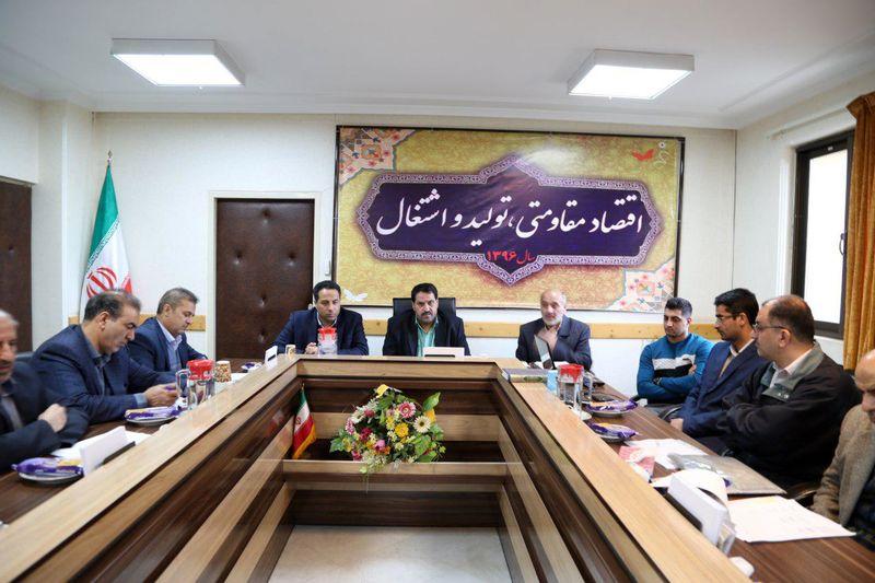 فرماندار اصفهان بر لزوم پیشگیری از حوادث ناشی از دفع فاضلاب شهر تودشک تأکید کرد