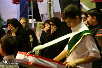 هفتمین شب عزاداری ماه محرم در تهران