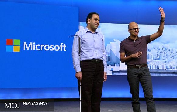 ابرها به کمک مایکروسافت میآیند