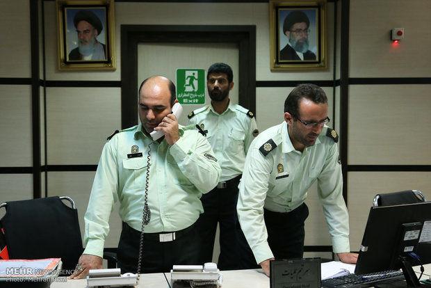 تشریح کارکرد مرکز پایش و نظارت هوشمند پلیس پیشگیری